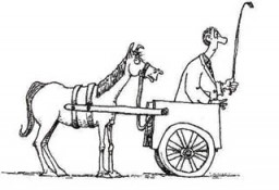 Put Horse before Cart