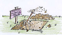 Job Change Advice: If you find yourself in a hole…stop digging!