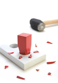 Career pain is trying to fit square peg into round hole