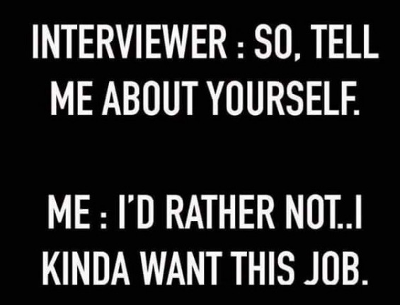 Interviews–listen, laugh, & land the job!